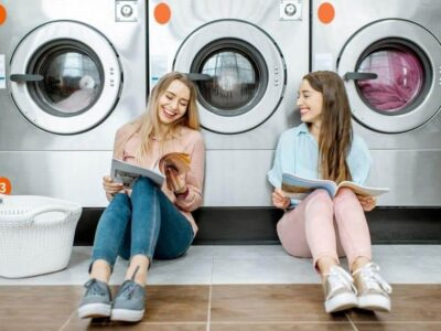 Four Ways Your Laundromat Can Benefit From Upgrading Business Equipment